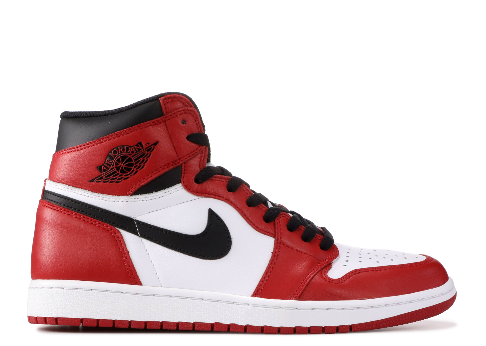 How to Spot Fake Air Jordan 1